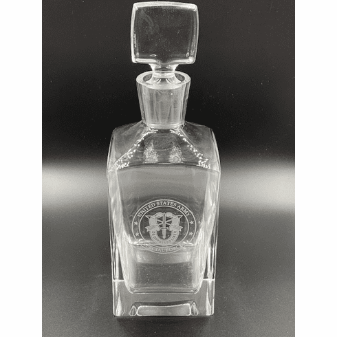 Special Forces Decanter