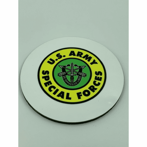 U.S. Army Special Forces Coaster