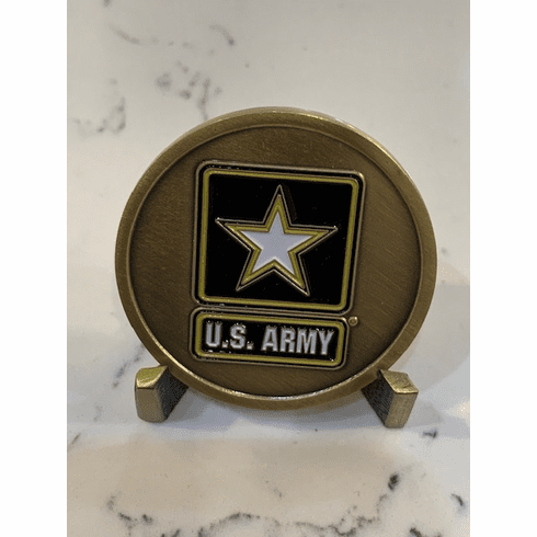 US Army Seal Coin