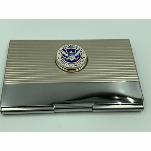 US Department of Homeland Security Card Case