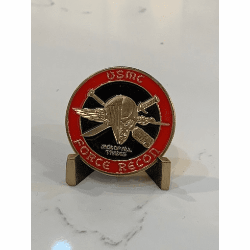 USMC Force Recon Coin