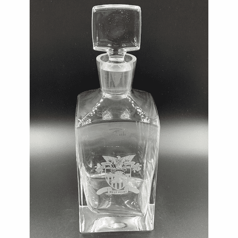West Point Decanter