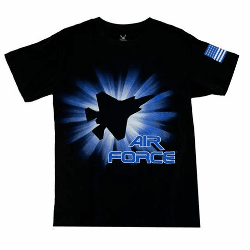YOUTH AIR FORCE JET T-SHIRT