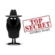 Week 6 -  July 8 - 12, 2019 Secret Spy School