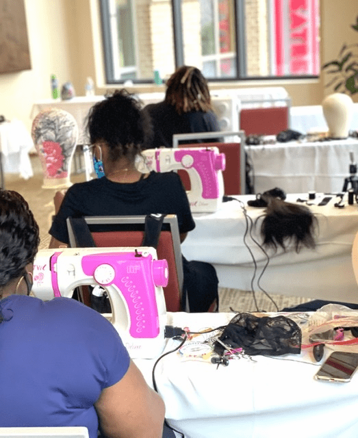 Lace Front Wig Making Class - CLICK TO BUY