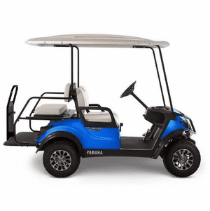 2020 Yamaha 48-Volt <b>ELECTRIC</b> <br> Adventurer Sport <br> 4-Seater Golf Cart <br> WITH FREE YAMAHA GENERATOR