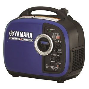 <b>FREE</b> 2000-WATT Yamaha Generator-Inverter! <br>(with Yamaha Golf Cart Purchase)