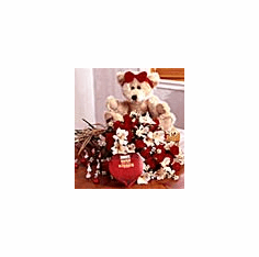 Hershey®'s Hugs® & Kisses™ Bouquet with Girl Bear