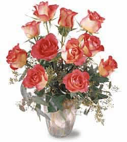 Pampered Pink Rose Bouquet