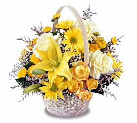 The FTD® Flourishing Garden™Basket