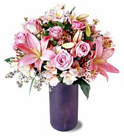 The FTD® Pink Mixture™ Bouquet