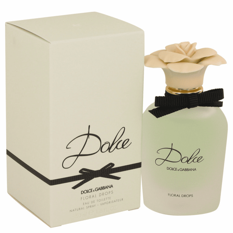Dolce Floral Drops by Dolce & Gabbana Eau De Toilette Spray for Women