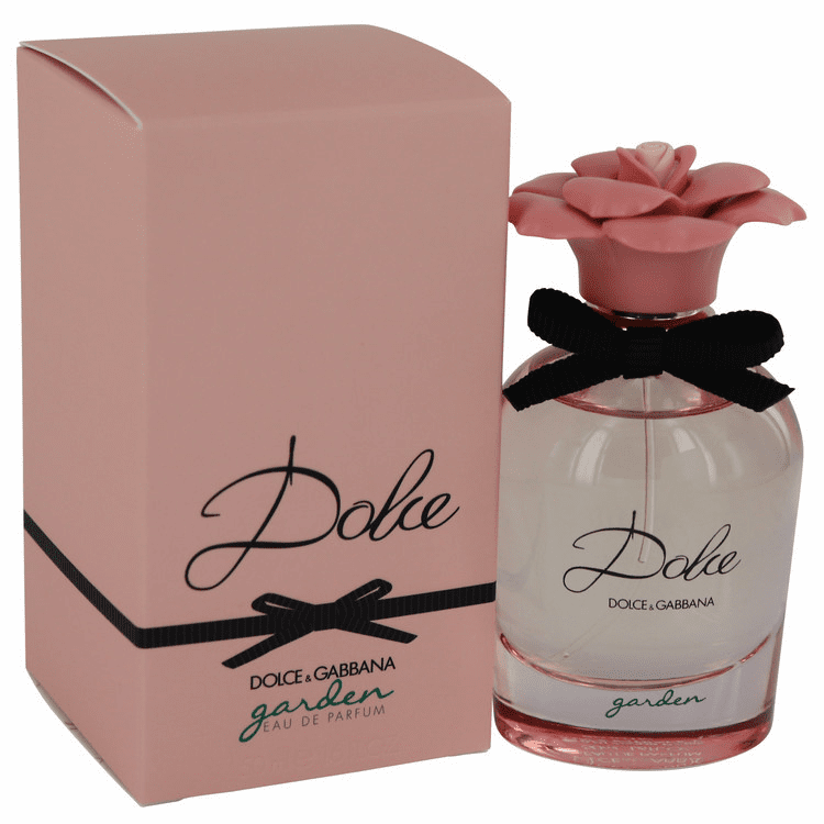 Dolce Garden by Dolce & Gabbana Eau De Parfum Spray for Women 1.6 Oz