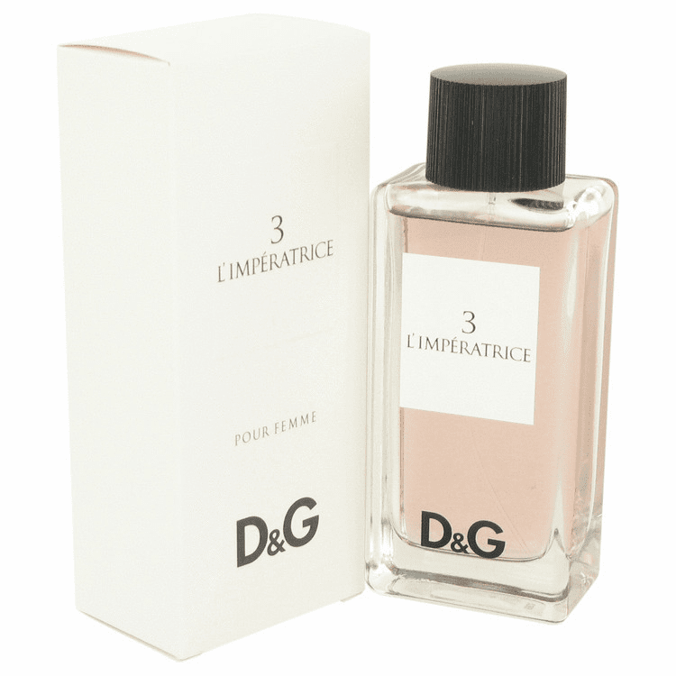L'Imperatrice 3 by Dolce & Gabbana Eau De Toilette Spray for Women