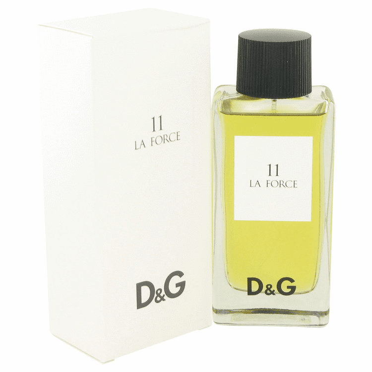 La Force 11 by Dolce & Gabbana Eau De Toilette Spray for Women 3.3 Oz