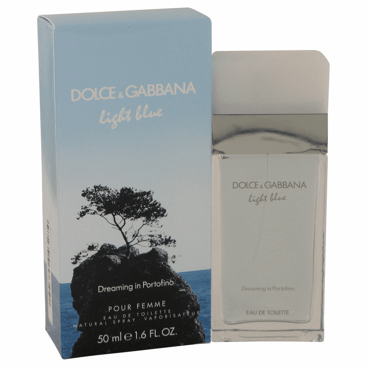 Light Blue Dreaming In Portofino by Dolce & Gabbana Eau De Toilette