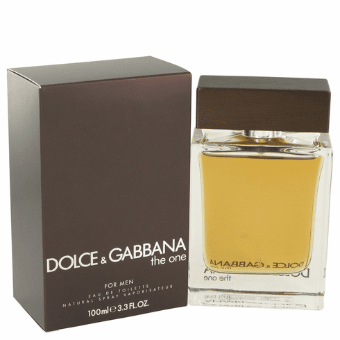 The One By Dolce & Gabbana Eau De Toilette Spray for Men