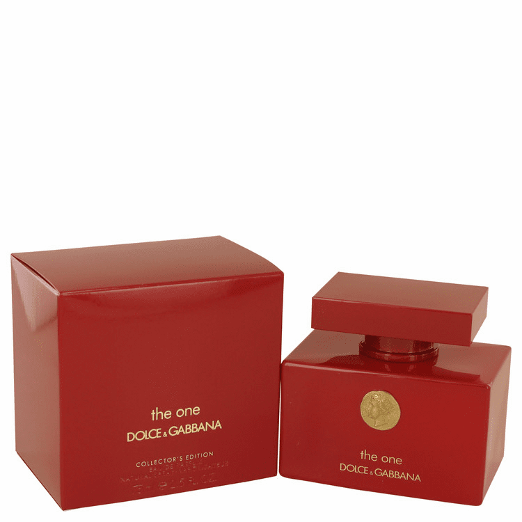 The One by Dolce & Gabbana Eau De Parfum Spray Collector�s Edition
