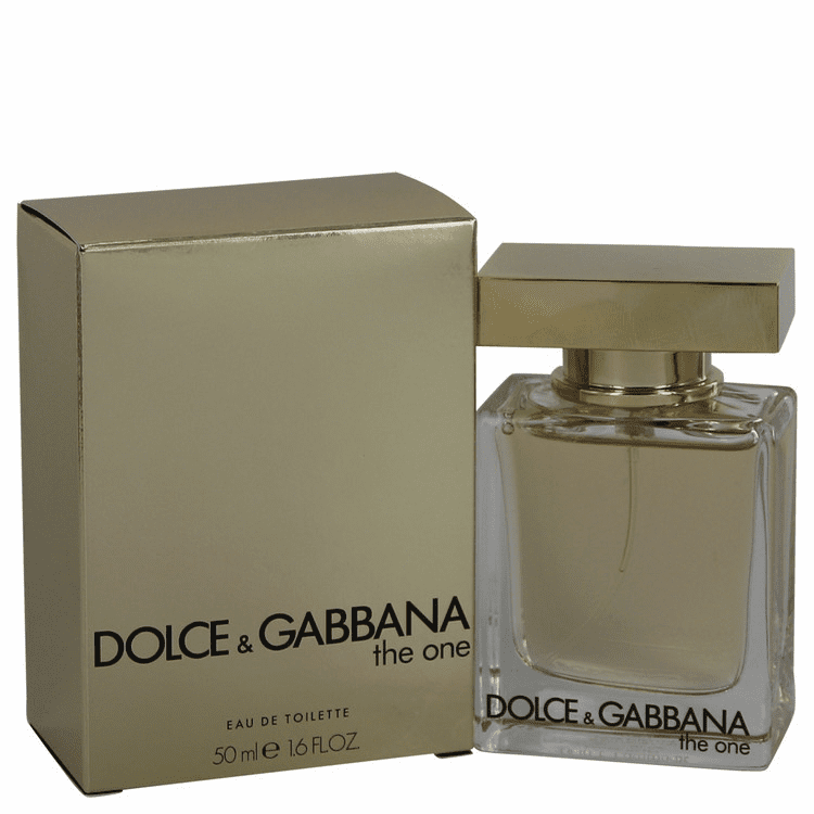 The One by Dolce & Gabbana Eau De Toilette Spray (New Packaging)