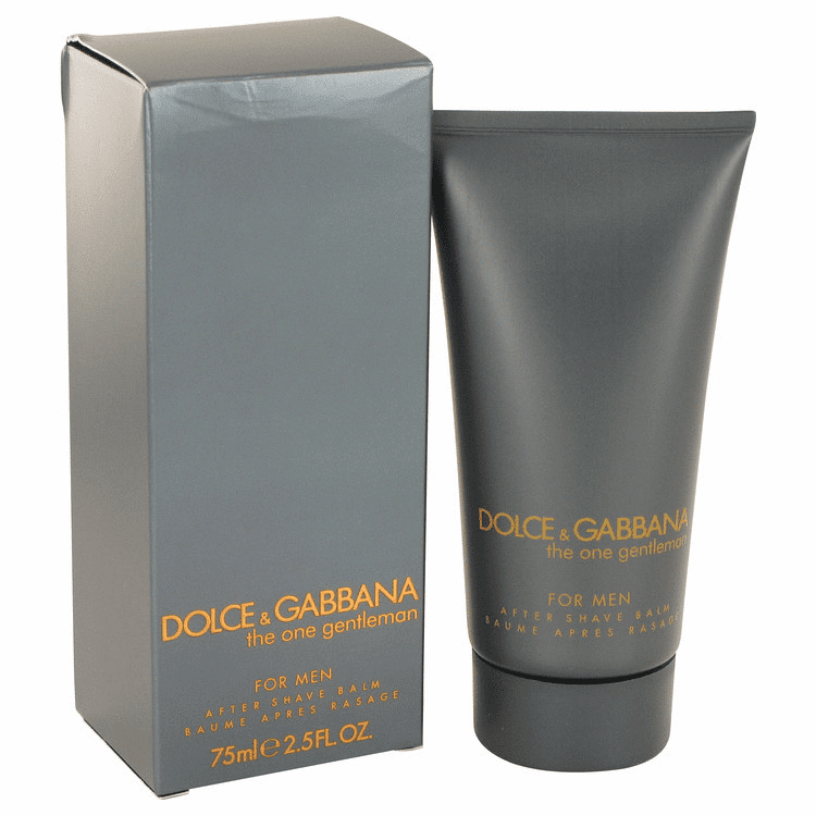 The One Gentlemen by Dolce & Gabbana After Shave Balm for Men