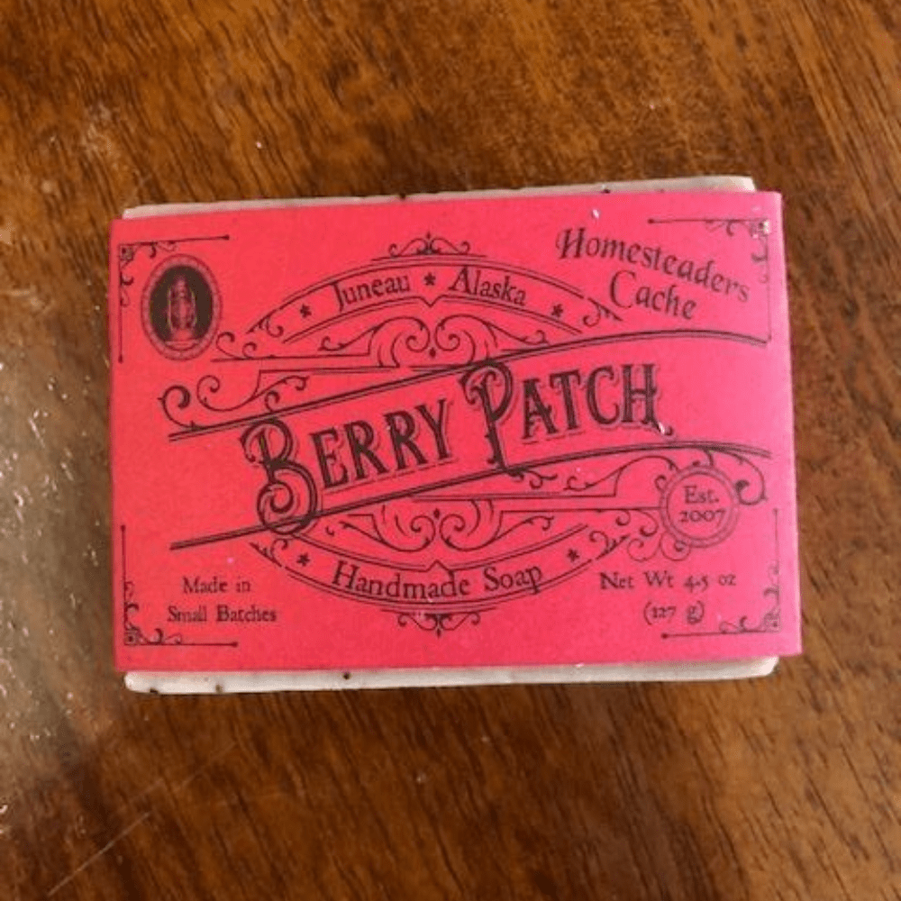 BERRY PATCH SOAP BAR
