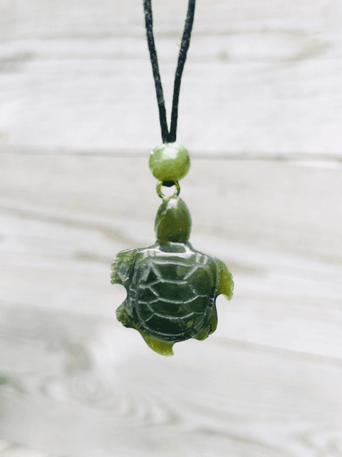 JADE GREEN SEA TURTLE