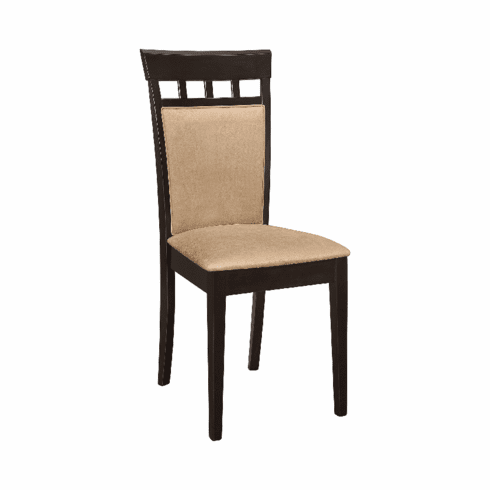 100773 Dining Chairs (includes 2 chairs)