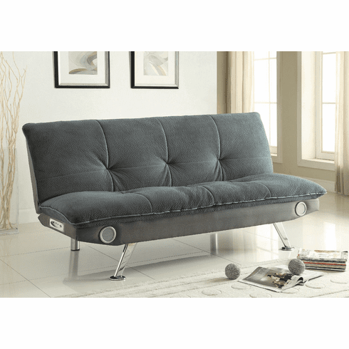 Odel Grey Bluetooth Sofa Bed by Coaster