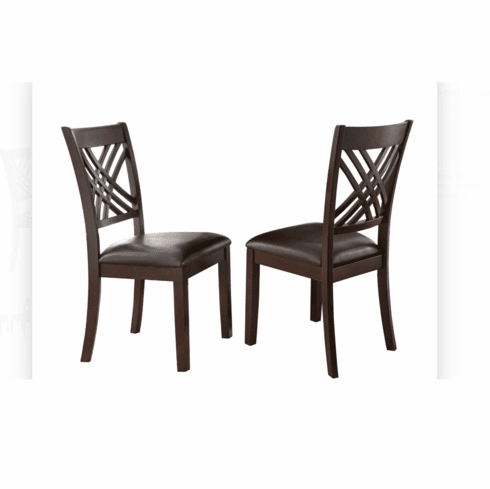 Adrian Dining Chairs (includes 2 chairs)