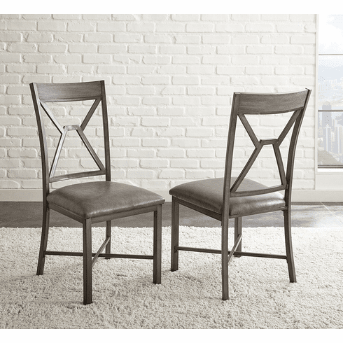 Alamo Dining Chairs (includes 2 chairs)