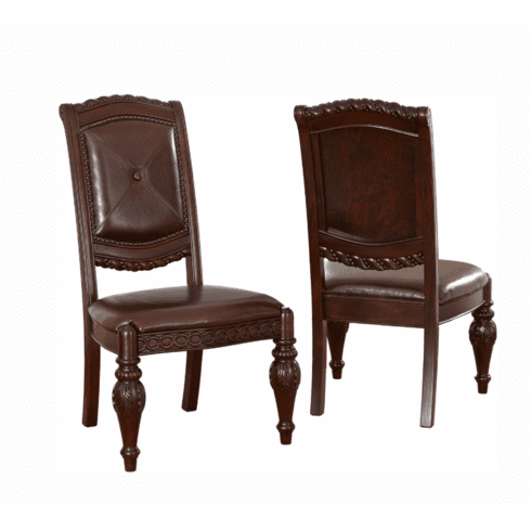 Antoinette Side Dining Chairs (includes 2 chairs)
