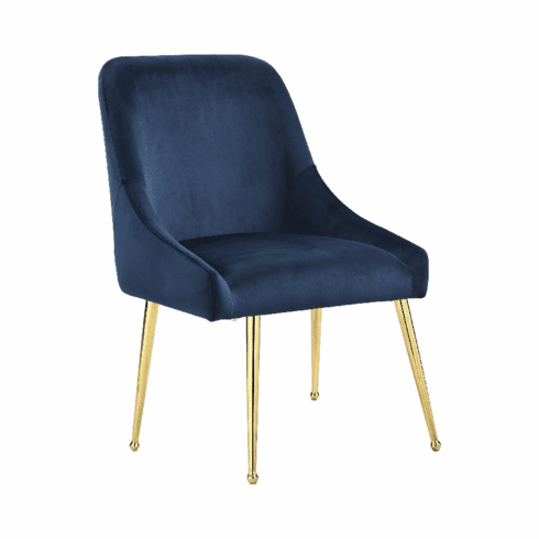 Kella Blue Dining Chairs (includes 2 chairs)