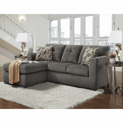 3900 Kelly Grey Chofa Sectional By