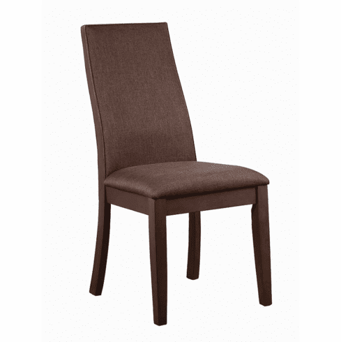 Spring Creek Cocoa Dining Chairs (includes 2 chairs)
