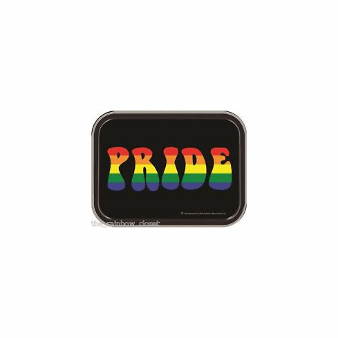 PRIDE Stash Tin