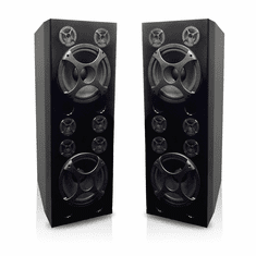 "Singtronic KS-3000W Professional 3000W Double Vocalist Karaoke Speaker System (Pair) <b><i><font color=""#FF0000"">Upgrade Model: 2019 Super Tweeters &amp; Monster Bass</font></i></b> High Quality"