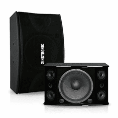 "Singtronic KS-912Pro Professional 2000W Vocalist Karaoke Speaker System High Gloss Piano Wood (Pair) <b><i><font color=""#FF0000"">Best Seller</font></i></b>"