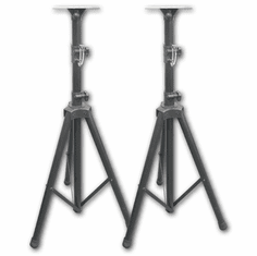 Singtronic Professional Heavy Duty Tripod Speaker Stand (Pair)