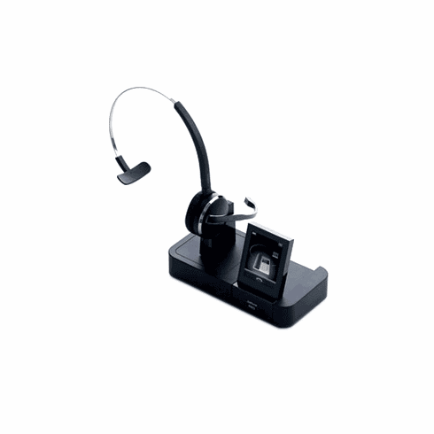 Jabra Pro 9460 Duo Noice Canceling 450 ft Range Headset Work With Desk