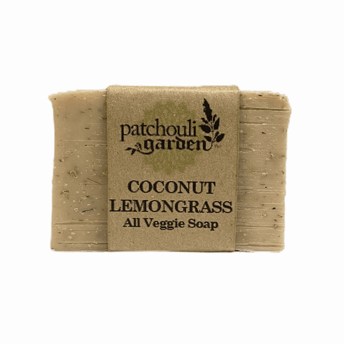 Coconut Lemongrass All Veggie Bar