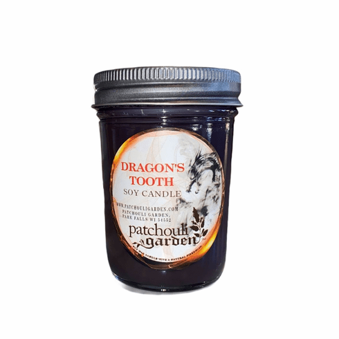 Dragon's Tooth Soy Candle