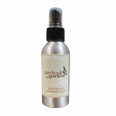 Large Patchouli Sandalwood Body Spray