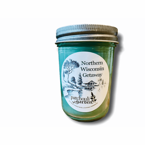 Northern Wisconsin Getaway Soy Candle