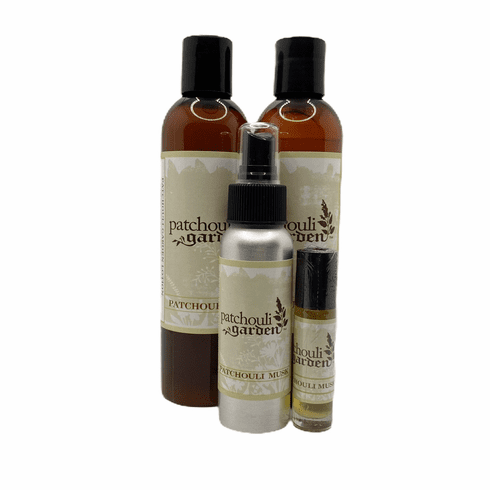 Patchouli Musk Gift Set!