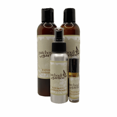 Patchouli Sandalwood Gift Set