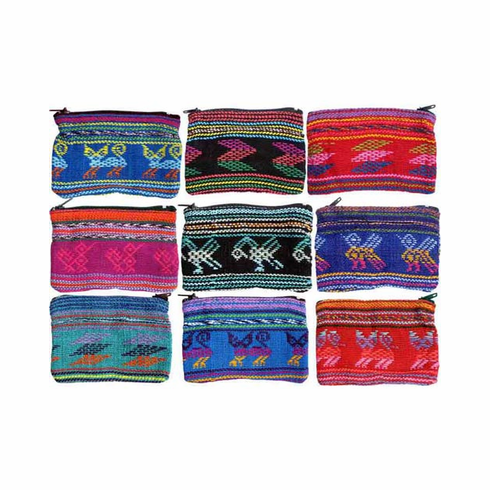 Small Mayan Change Purse