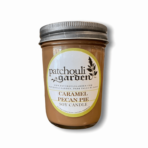 Soy Candle- Caramel Pecan Pie