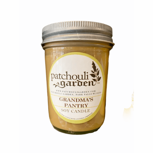 Soy Candle- Grandma's Pantry