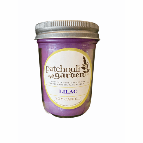 Soy Candle- Lilac