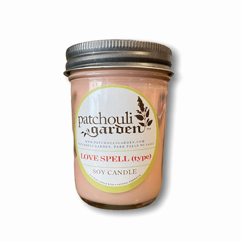 Soy Candle - Love Spell